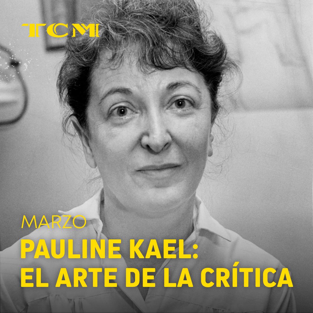 Pauline Kael: El arte de la crítica - Canal TCM
