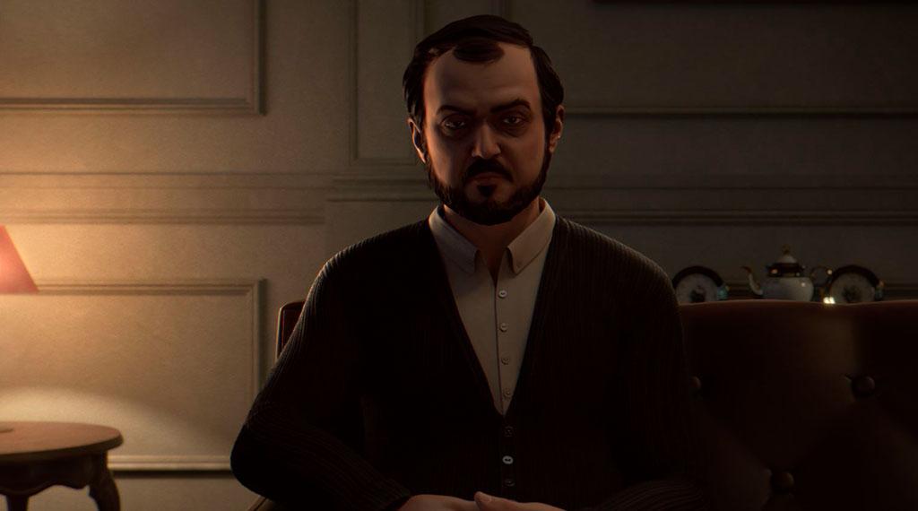 Kubrick, en versión animada