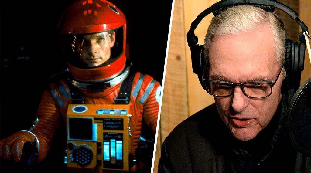 Keir Dullea, la voz de Kubrick en el documental