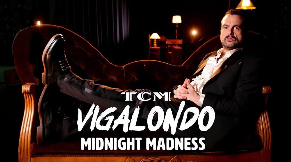 Cartel de la primera temporada de Vigalondo Midnight Madness