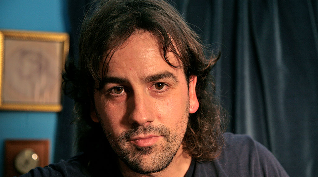 Isaki Lacuesta, director de 'La noche que no acaba'