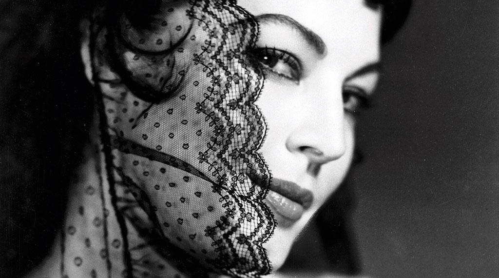 """Ava Gardner, """"el animal más bello del mundo""""."""