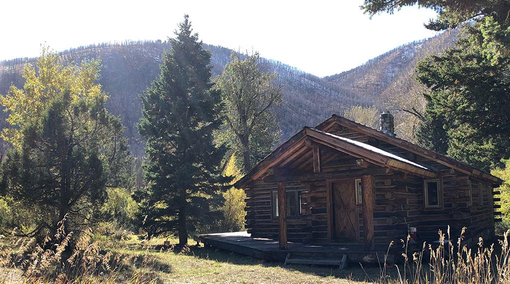 La cabaña en la montaña de Montana en la que a Sam Peckinpah le gustaba refugiarse
